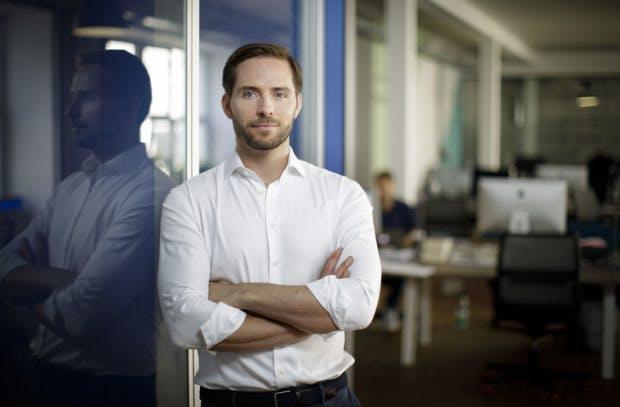 Uber-Deutschland-Chef Christoph Weigler