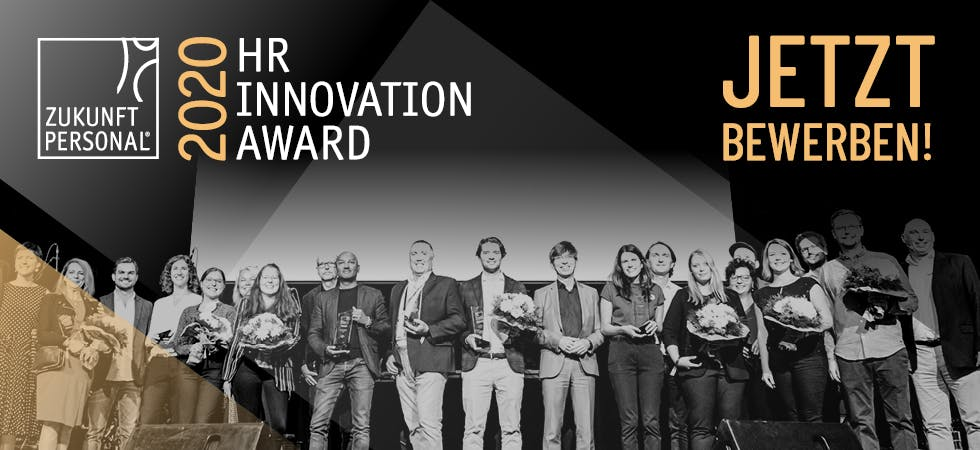 Gewinner des HR Innovation Award 2019