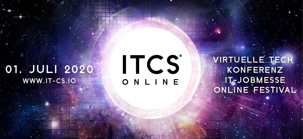 ITCS Online: Jobmesse und IT-Konferenz
