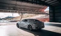 Mercedes-Benz zeigt Serienversion des Elektroautos EQS