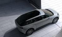Edelstromer: Video zeigt Dysons Elektro-Auto in Aktion