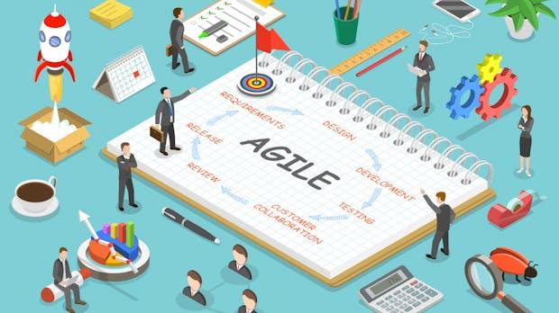 Wie skaliert man Scrum in Unternehmen?