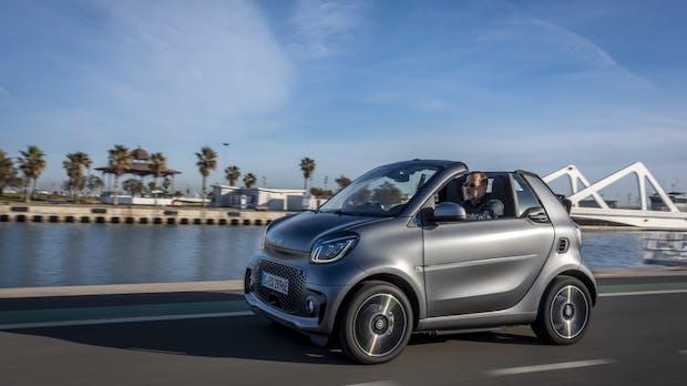 Bestellstopp: Daimler kann E-Autos der Smart-EQ-Reihe nicht liefern