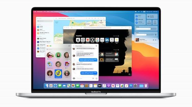 Apple-Server streiken bei Internet-Recovery von Big Sur
