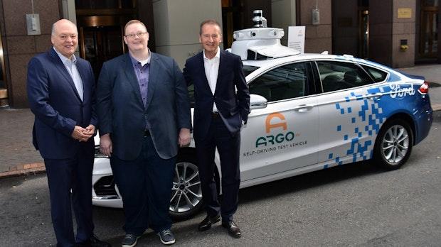 Autonomes Fahren: VW investiert 2,6 Milliarden in Fords Selbstfahr-Startup Argo AI