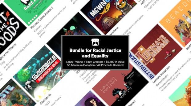 itch.io: Riesiges Bundle aus Indiegames für den guten Zweck
