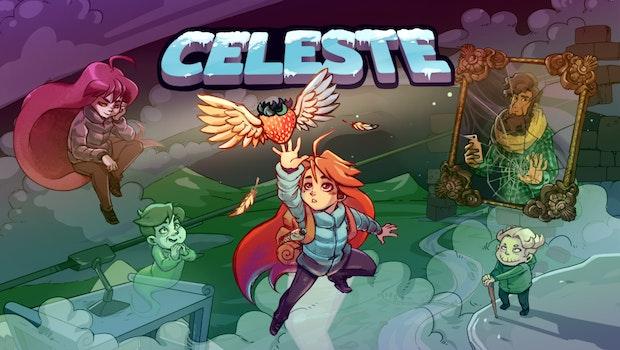 Sauschwerer Plattformer und Videospiel-Meisterwerk – Celeste ist eins der bekanntesten Games im Bundle. (Bild: itch.io)