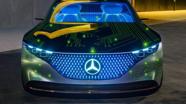 Automatisiertes Fahren: Daimler kündigt langjährige Partnerschaft mit Nvidia an