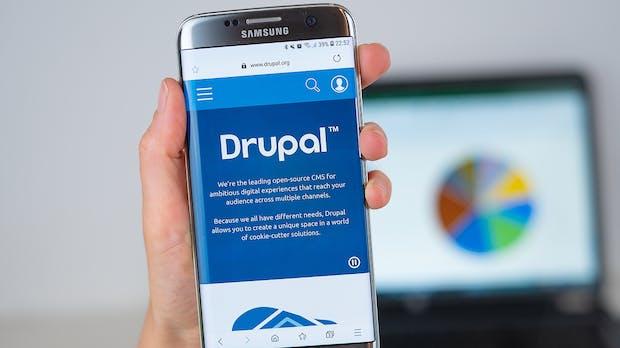 Webdesign: Populäres CMS Drupal 9.0 ist endlich da