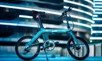 Dieses Klapp-Pedelec könnte das ideale Pendlerbike sein