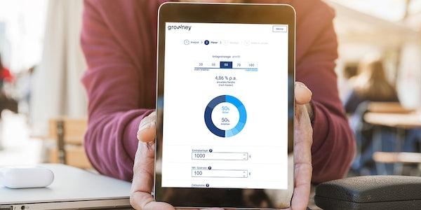 Anzeige | Geldanlage einfach und sicher: Jetzt mit growney bis zu 12 Monate kostenlos investieren