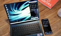 Huawei Matebook X Pro (2020) im Test: Schickes Edel-Notebook mit Froschcam