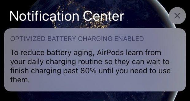 iOS 14: Optimiertes Laden