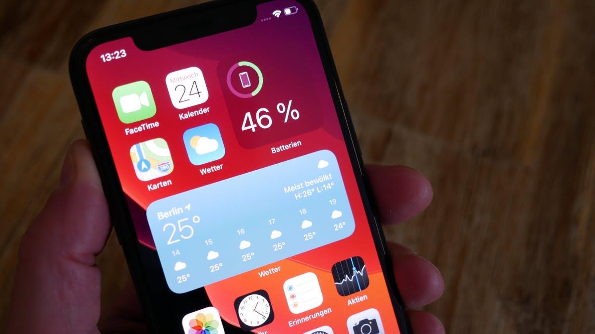 Wichtig für Umsteiger: Apple veröffentlicht iOS und iPadOS 14.1