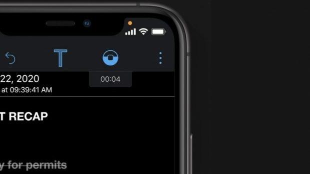 iOS 14 zeigt, wenn eine App auf Mikro oder Kamera zugreift