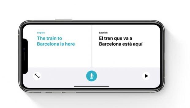 iOS 14 Konversationsmodus