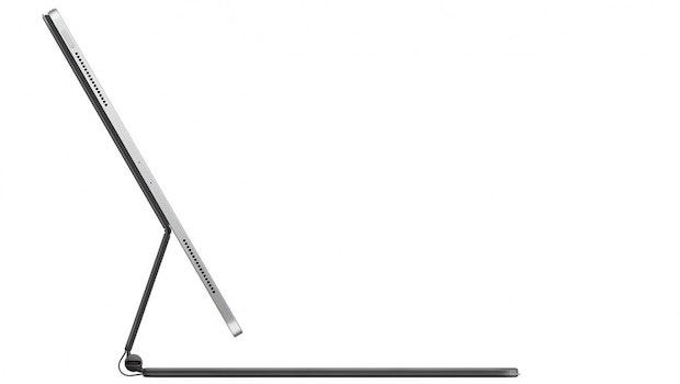 Das Design des Magic Keyboard ist elegant und funktional gut durchdacht. (Bild: Apple)