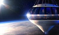 Überirdisches Panorama: Neue Raumkapsel bietet dir einen Flug in 32 Kilometer Höhe