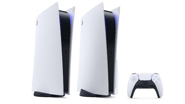 Sony Playstation 5: Konsolendesign im Wandel der Zeit