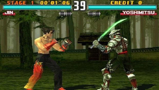 Tekken 3. (Screenshot: Game Pro)