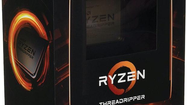 Der zentrale Rechenkern im PC von Linus Torvalds ist ein AMD Ryzen Threadripper 3970X mit 32 Kernen. (Bild: Amazon)