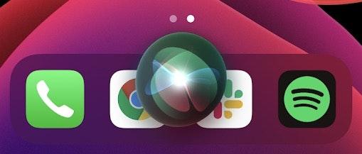 iOS 14 mit Siri