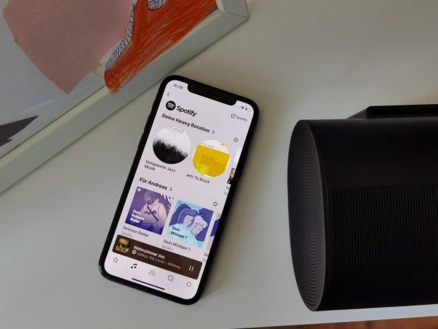 Die Sonos Arc kann nur mit der neuen S2-App bedient werden