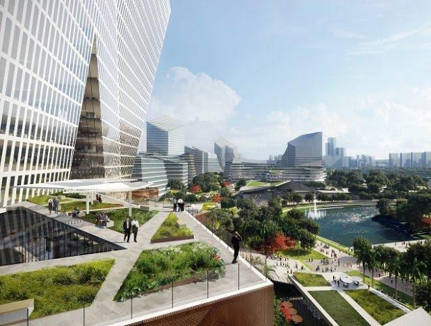 Net-City von Tencent