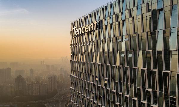 Nach Trump-Verbot: Wechat-Eigner Tencent verliert über 45 Milliarden Dollar an Marktwert