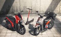 Seat Mó: Das sind die ersten elektrischen Zweiräder aus dem VW-Konzern