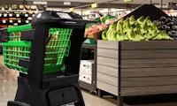 Einkaufen, einpacken, gehen: Amazon kündigt smarte Einkaufswagen an