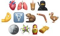 Android und iOS: Diese neuen Emojis kommen noch dieses Jahr auf euer Smartphone
