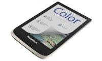 E-Books in Farbe lesen: Der Pocketbook Color ist da und kostet 199 Euro