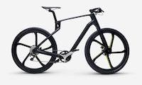 Ion: Superstrata zeigt superleichtes 3D-gedrucktes Carbon-E-Bike