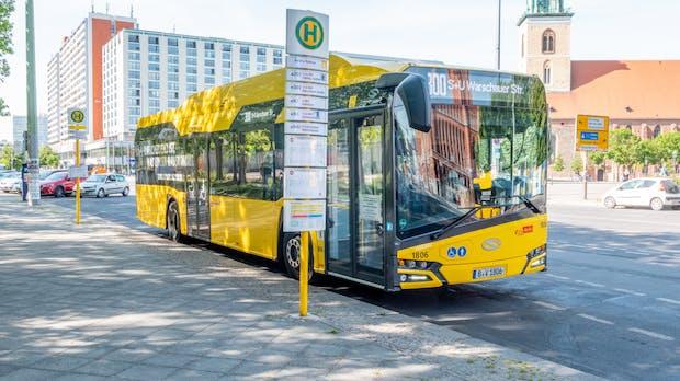 Berlin investiert 2 Milliarden Euro in Umstellung auf E-Busse