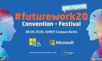 #futurework20 – erlebe das größte Event zur Zukunft der Arbeit