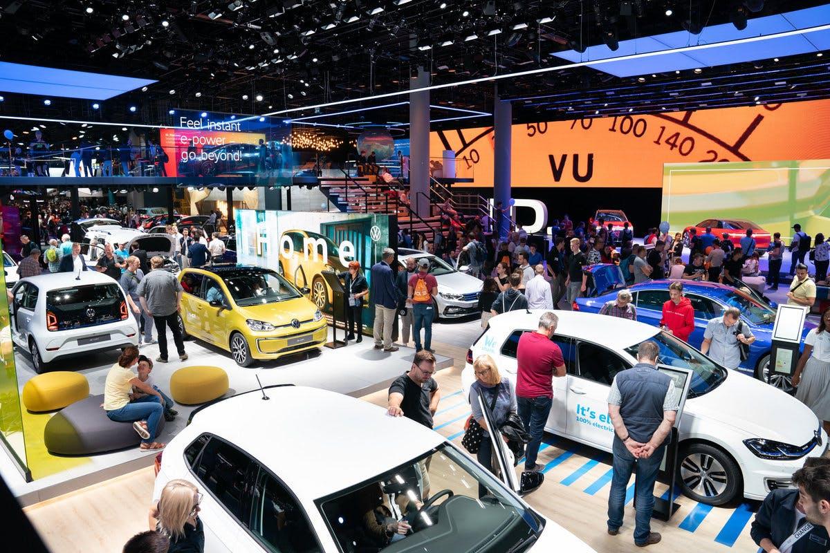 Weniger Autoshow, mehr Debatten: IAA stellt sich neu auf