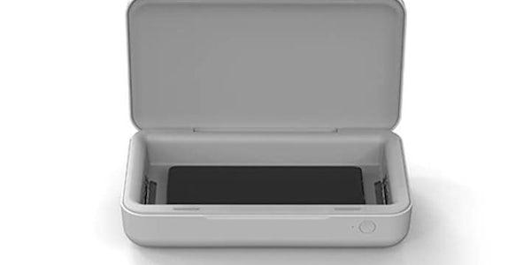 Mit UV-C-Licht gegen Coronaviren: Neue Samsung-Ladestation desinfiziert dein Handy