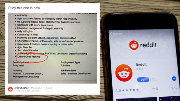 Unverschämte Stellenanzeigen: Reddit-Nutzer sammeln Mega-Fails