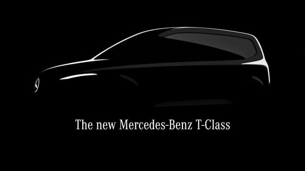 Mercedes-Benz T-Klasse: Kompakter City-Van kommt auch als reiner Stromer