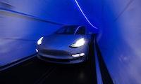 Musks Boring Company bestätigt: Tesla S, 3 und X sind die Transporter im Las-Vegas-Loop
