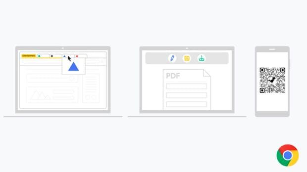 Tab-Management, QR-Codes und mehr: Updates für den Chrome-Browser