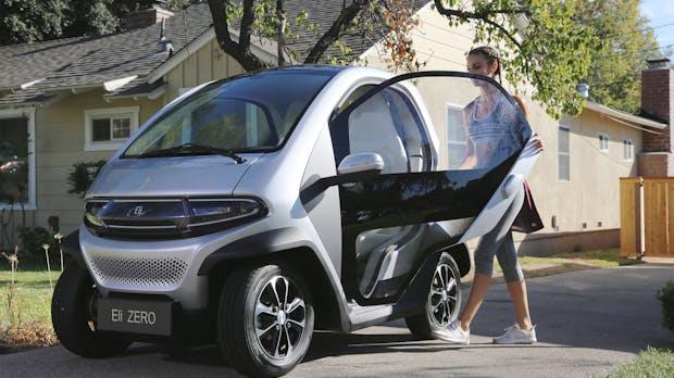 Eli Zero: Minimalistischer E-Cityflitzer kommt nach Deutschland
