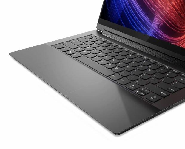 Lenovo Yoga 9i 14 Zoll in Schwarz