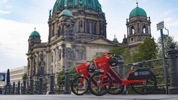 Die Jump-Bikes sind zurück in Berlin