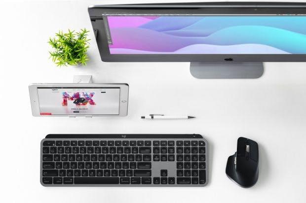 Logitech MX Keys und MX Master 3 for Mac