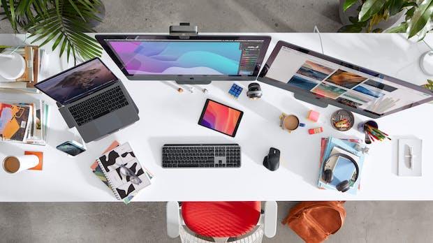 Extra für Apple-Fans: Logitech MX Master 3 und MX Keys für Mac im Test