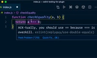 Reply-Guy: Dieses ESLint-Plugin mansplaint deinen Code