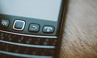 Blackberry: Neuer Lizenznehmer will 5G-Smartphone mit Tastatur entwickeln