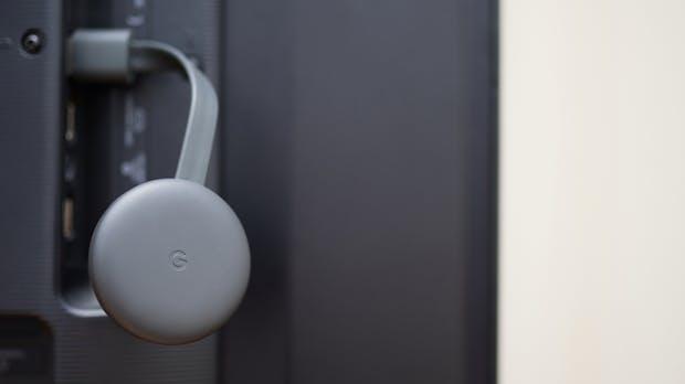 Videokonferenz auf dem ganz großen Bildschirm: Google Meet bekommt Chromecast-Unterstützung